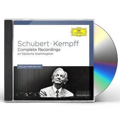 Wilhelm Kempff COLL ED: SCHUBERT - KEMPFF COMPLETE RECORDINGS ON CD