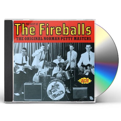 Fireballs ORIGINAL MASTERS CD