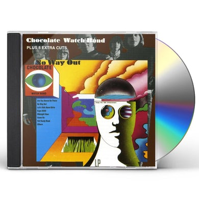 The Chocolate Watchband WAY OUT CD