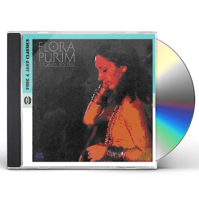 Flora Purim STORIES TO TELL CD