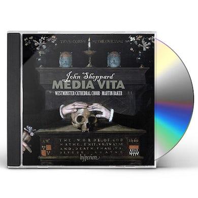 Westminster Cathedral Choir Sheppard: Media Vita CD