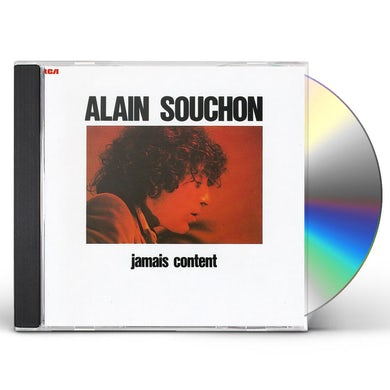 Alain Souchon JAMAIS CONTENT CD