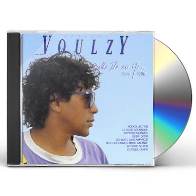Laurent Voulzy BELLE ILE EN MER 1977: 1988 CD