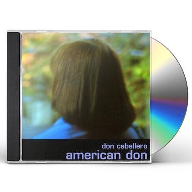 Don Caballero AMERICAN DON CD