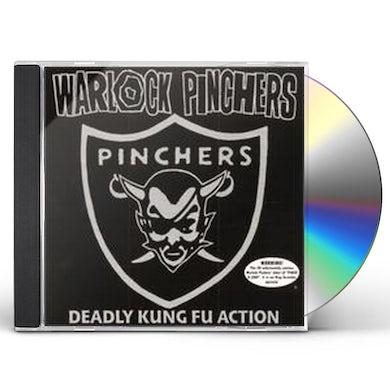 Warlock Pinchers DEADLY KUNG CD