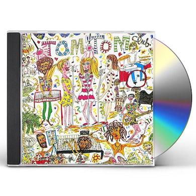 Tom Tom Club WORDY RAPPINGHOOD CD