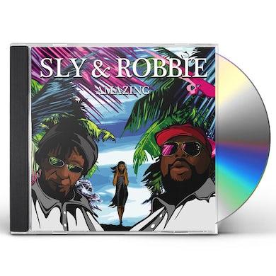 Sly & Robbie AMAZING CD