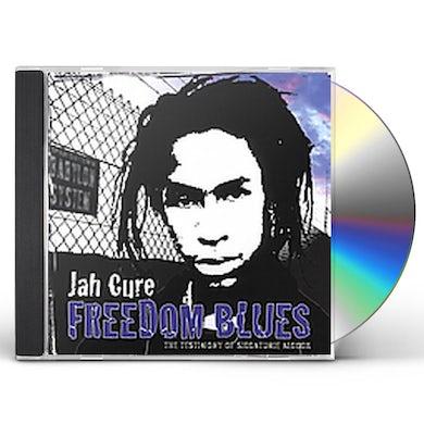 Jah Cure FREEDOM BLUES CD