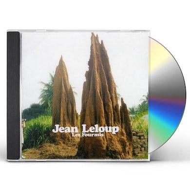 Jean Leloup LES FOURMIS CD