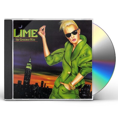 Lime GREATEST HITS CD