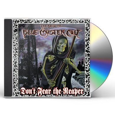 DON'T FEAR THE REAPER: BEST OF BLUE OYSTER CULT CD