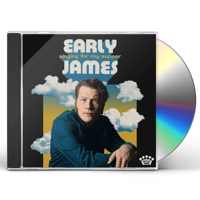 Early James Singing For My Supper CD