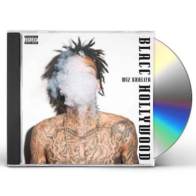 Wiz Khalifa BLACC HOLLYWOOD CD