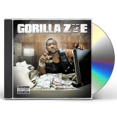 Gorilla Zoe DON'T FEED DA ANIMALS CD