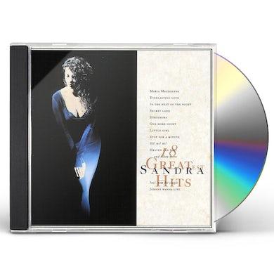 Sandra 18 GREATEST HITS CD