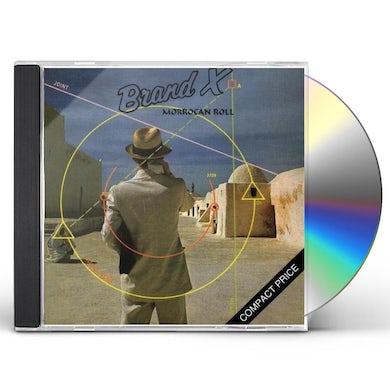 Brand X MORROCAN ROLL CD