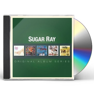 Sugar Ray ORIGINAL ALBUM SERIES CD
