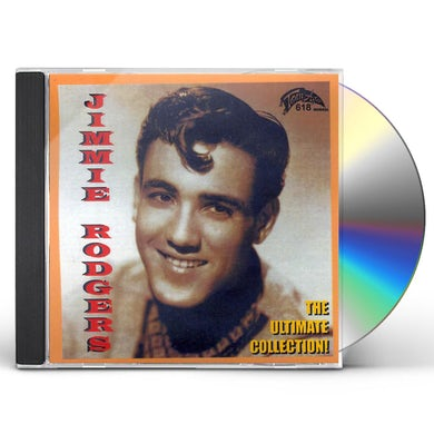 Jimmie Rodgers ULTIMATE COLLECTION CD