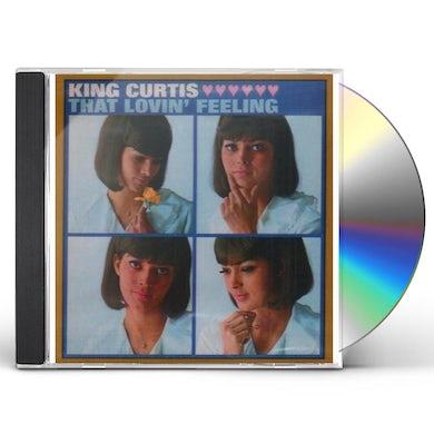 King Curtis THAT LOVIN FEELING CD