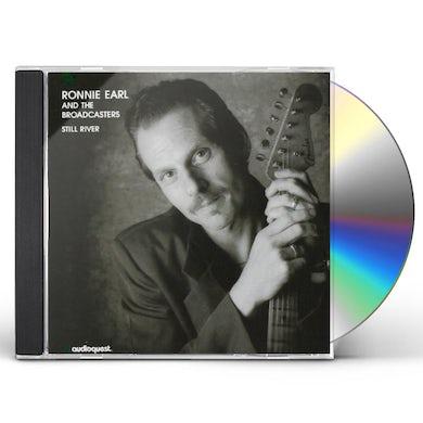 Ronnie Earl STILL RIVER CD