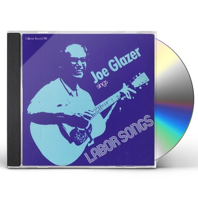 SINGS LABOR SONGS CD