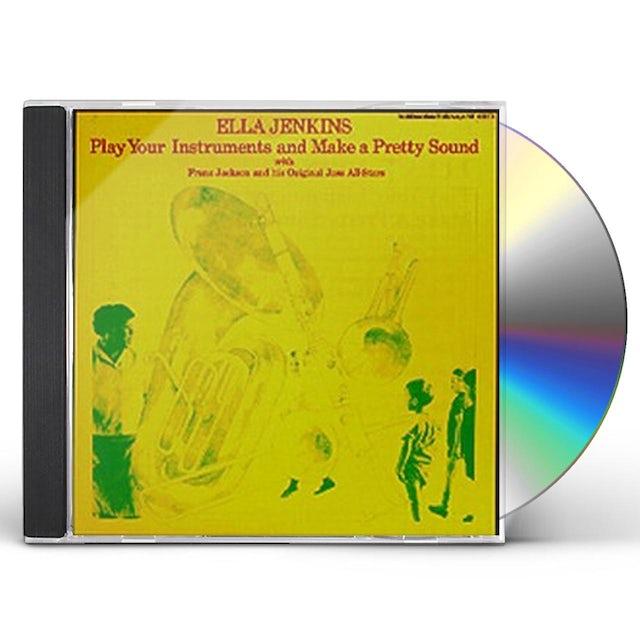 Ella Jenkins PLAY YOUR INSTRUMENTS CD