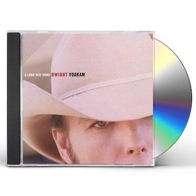 Dwight Yoakam LONG WAY HOME CD