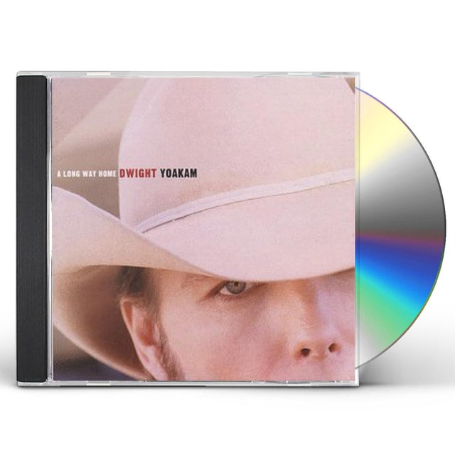 Dwight Yoakam LONG WAY HOME CD