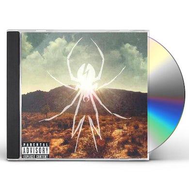 My Chemical Romance DANGER DAYS: TRUE LIVES OF THE FABOLOUS KILLJOYS CD
