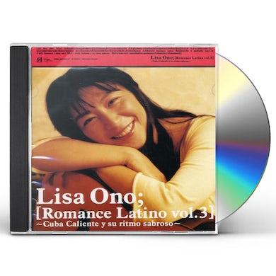 Lisa Ono ROMANCE LATINO 3 CD