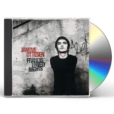 Janove Ottesen FRANCIS LONELY NIGHTS CD