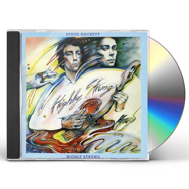 Steve Hackett HIGHLY STRUNG CD