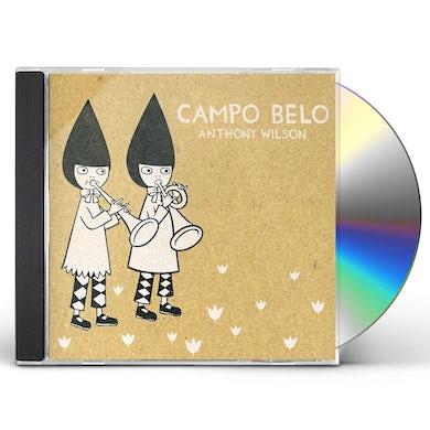 Anthony Wilson CAMPO BELO CD