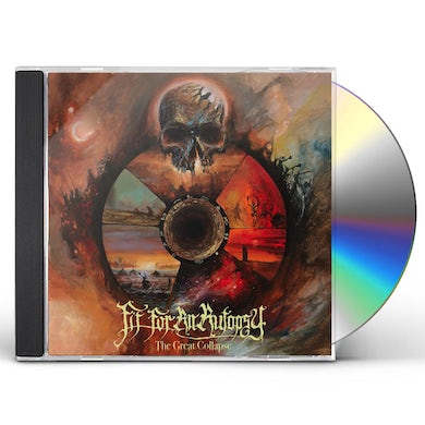 Fit for An Autopsy CD