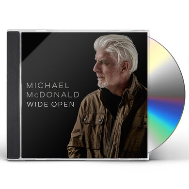 Michael McDonald WIDE OPEN CD