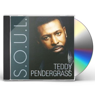 S.O.U.L.: TEDDY PENDERGRASS CD