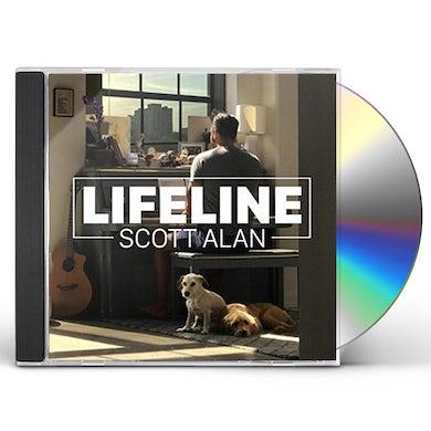 Scott Alan LIFELINE CD