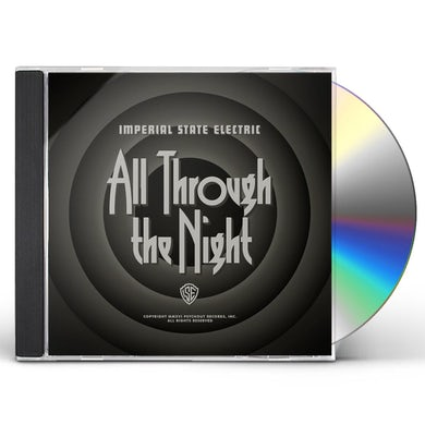 Imperial State Electric ALL THROUGH THE NIGHT CD