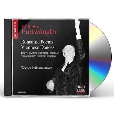 ROMANTIC POEMS & VIENNESE DANCES Super Audio CD