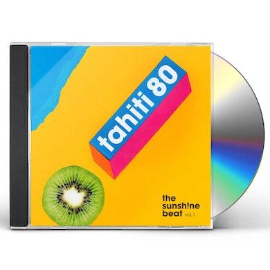 Tahiti 80 SUNSHINE BEAT 1 CD