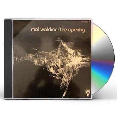 Mal Waldron OPENING (PIANO SOLO) CD