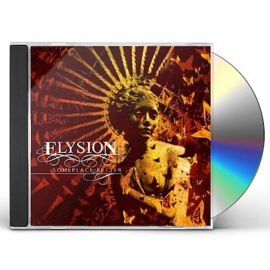 Elysion SOMEPLACE BETTER (LIMITED DIGIPAK) CD