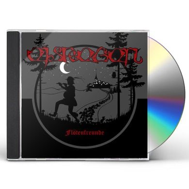 Eisregen FLOETENFREUNDE CD