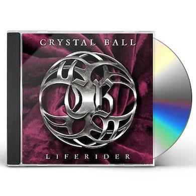 Crystal Ball LIFERIDER CD