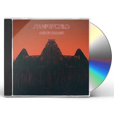 Snowchild AGE OF CHANGE CD