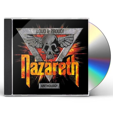 Nazareth LOUD & PROUD: ANTHOLOGY CD