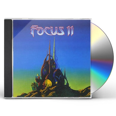 FOCUS11 CD