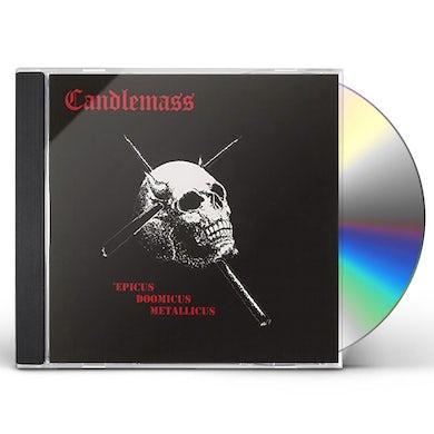 Candlemass EPICUS DOOMICUS METALLICUS CD