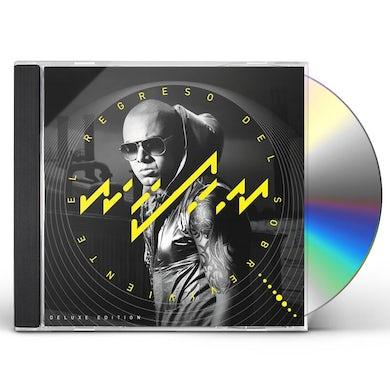 Wisin EL REGRESO DEL SOBREVIVIENTE CD