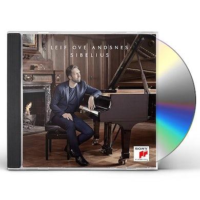 Leif Ove Andsnes SIBELIUS CD